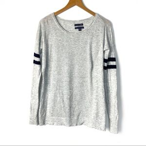 American Eagle Gray Ahh-Mazingly Soft Sweater Top